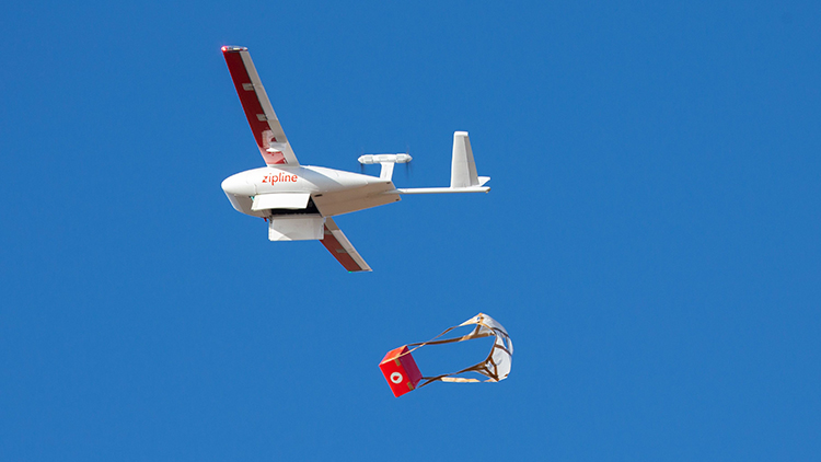 Delivery drones: Why Zipline is switching to 24/7 operations