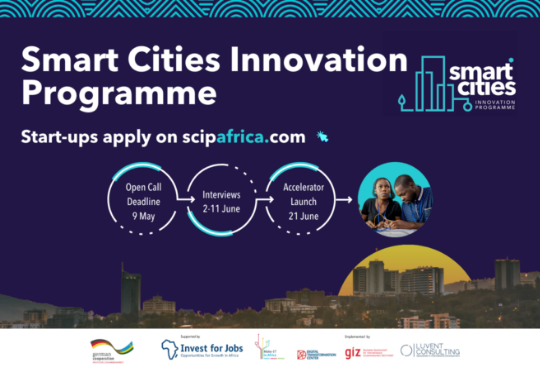 The call for applications for the Smart Cities Innovation programme is now officially open!