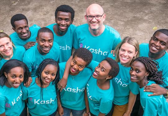 Mastercard announces a fresh investment in Rwandan female-focused eCommerce platform Kasha
