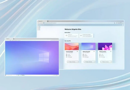 Microsoft launches cloud PC service with Windows 365